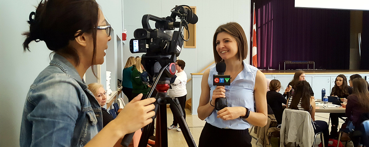 Media Interview with CTV News London